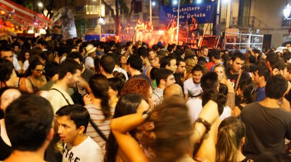 FESTES DE GRACIA QUE SE CUECE EN BCN 2