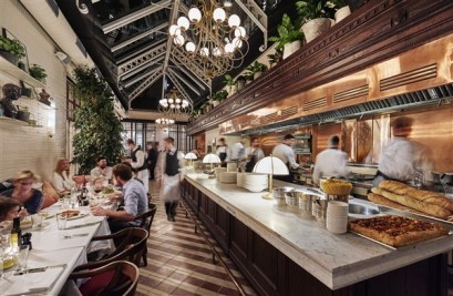 Soho House Barcelona Cecconi's restaurante que se cuece en bcn planes (21)