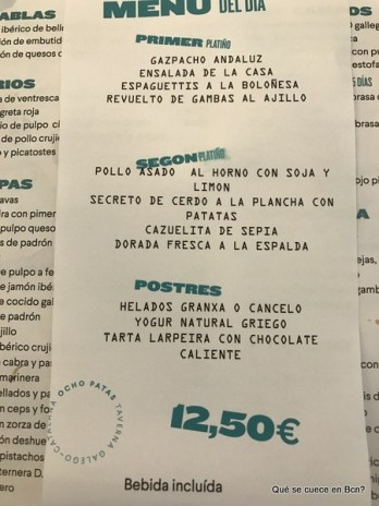 Restaurante Ocho Patas Barcelona Que se cuece en Bcn (3)
