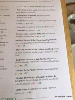 els garrofers alella restaurante km0 proximitat que se cuece en Bcn planes Barcelona (2)