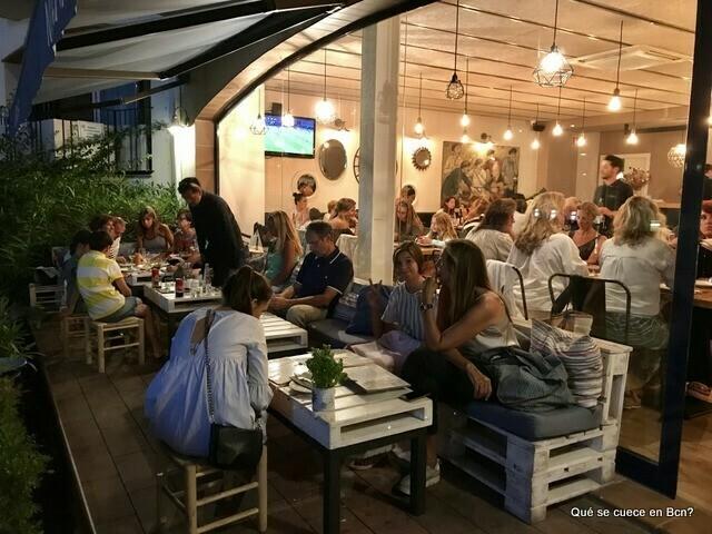 Restaurante marmara en llafranch tapas y platillos con for Platillos franceses faciles