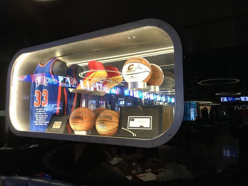 NBA Cafe restaurante que se cuece en bcn planes barcelona (24)