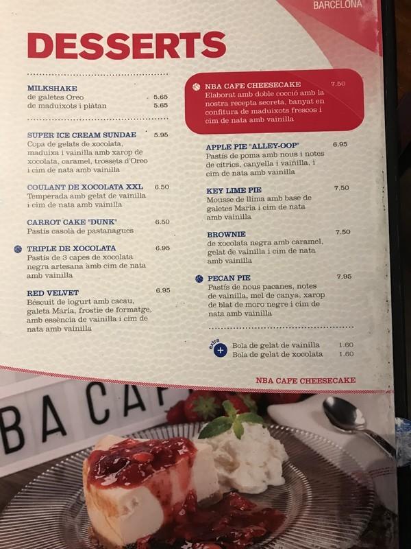 NBA Cafe restaurante que se cuece en bcn planes barcelona (5)