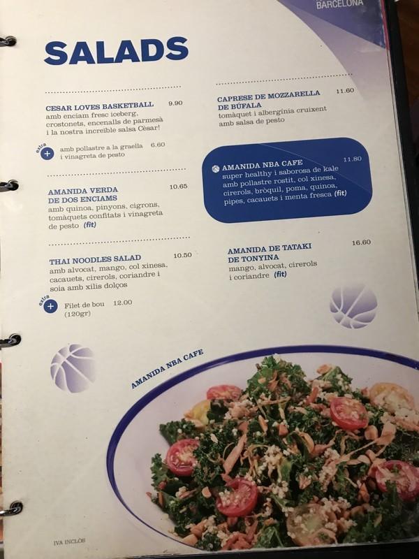 NBA Cafe restaurante que se cuece en bcn planes barcelona (52)