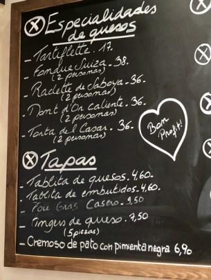 Restaurante La Quesera Barcelona fondues raclettes que se cuece en Bcn (12)