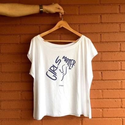 camisetas solidarias uttopy girls matter (1)
