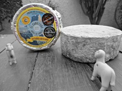 Queso azul pura leche de oveja de El Cabriteru, Arenas de Cabrales