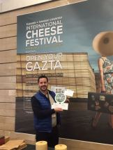 El Cabriteru premiado World Cheese Awards