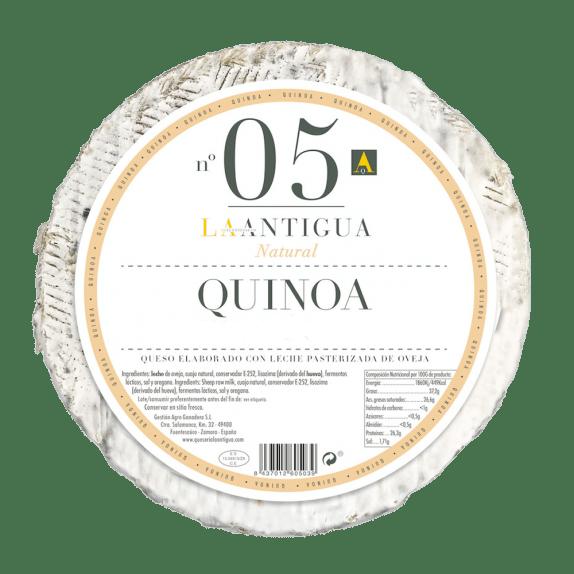 La Antigua con Quinoa