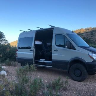 2007-2018 Sprinter Van