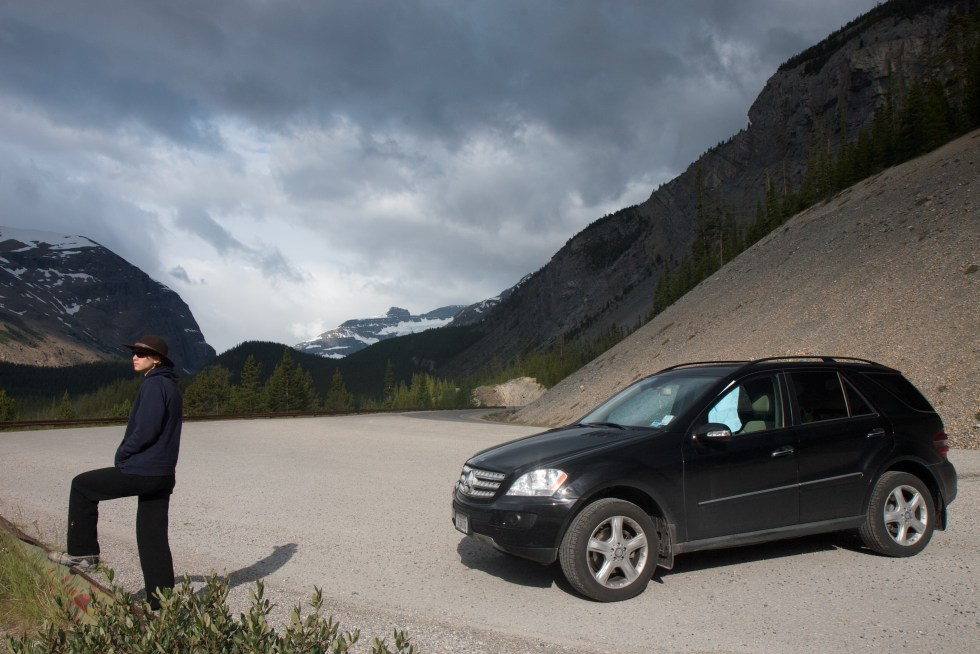 ML320 CDI Canadian Rockies