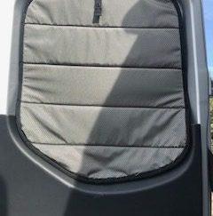 2019 Sprinter rear door window cover