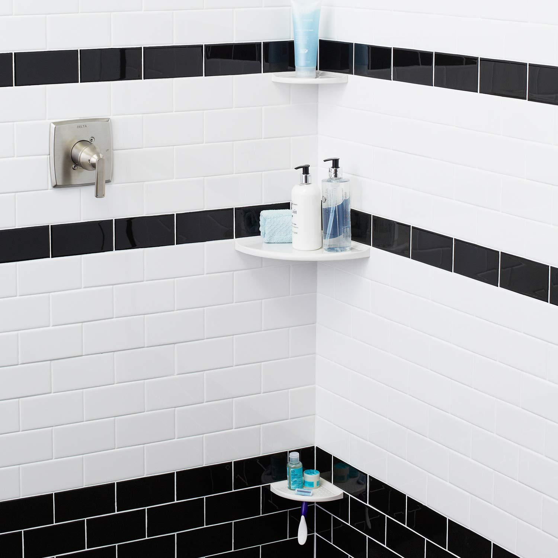Metro Retrofit 10 Corner Shelf Available In 7 Colors