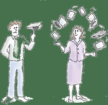 juggling-technology