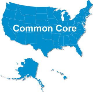 United States Map Common Core
