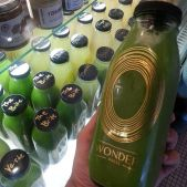 Weird of me, but I love green juice, gallons of green juice. Wonder!!!