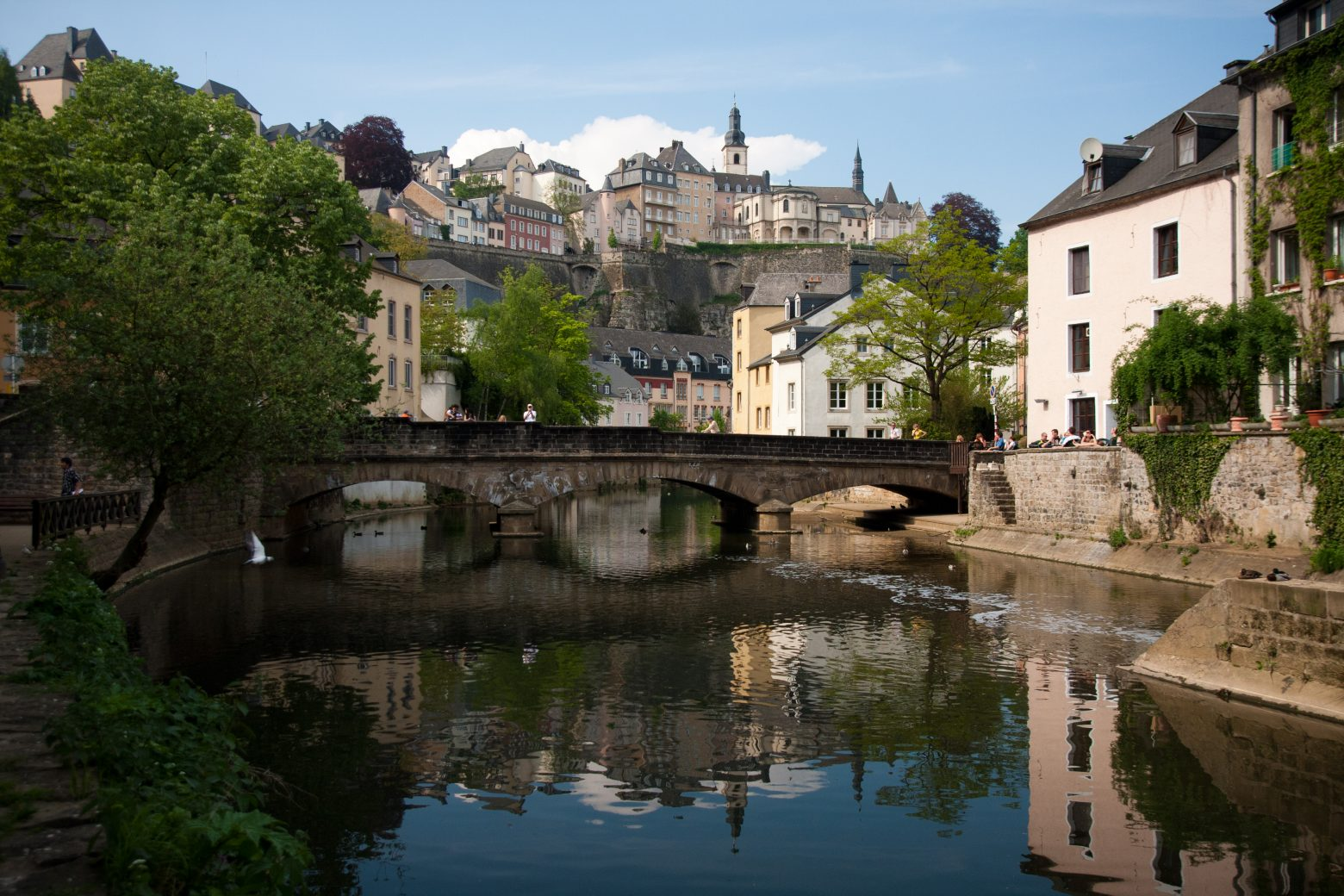 Les frontaliers France – Luxembourg
