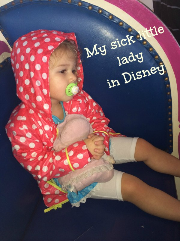 Sick in Disney  #HealthcareClinic #CollectiveBias