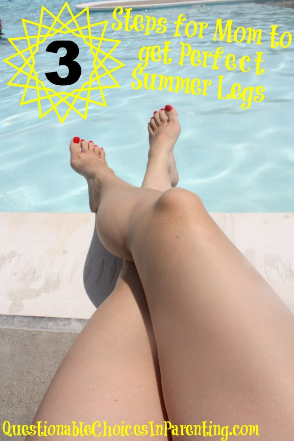 #SummerizeYourLegs #CollectiveBias