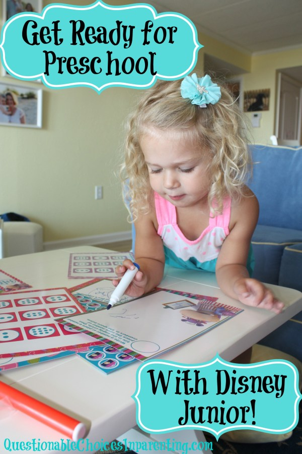 Get Ready For Preschool with Disney Junior #Ready4Preschool #CollectiveBias