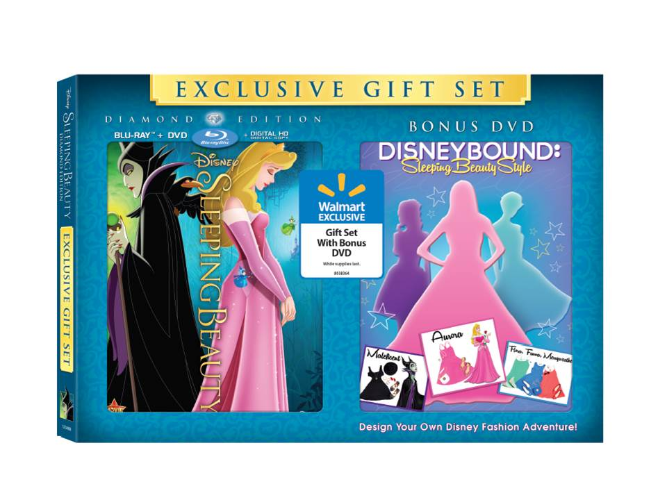 Sleeping Beautty DVD #DisneyBeauties #Shop