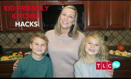 Cooking with Kids on Thanksgiving
