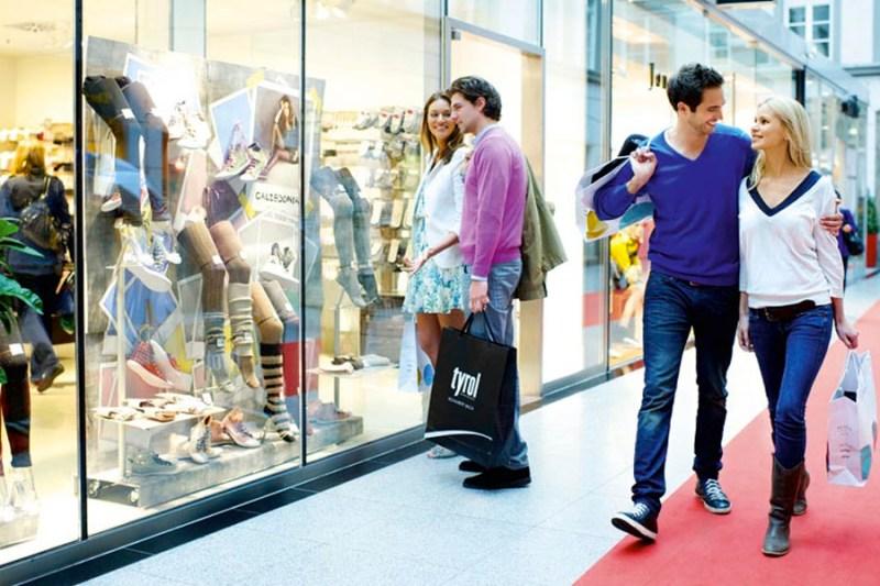 investigacion online en centros comerciales