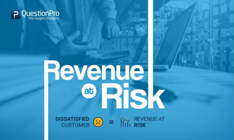 Is your Revenue at Risk? Net Promoter Score can help you measure customer loyalty but not your Revenue at Risk