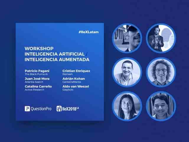 Panel IIeX - Inteligencia Artificial