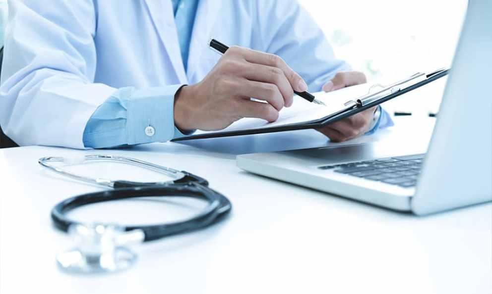 Cómo realizar un cuestionario de historial médico