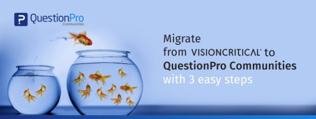 QuestionPro Communities migration from Vision Critical