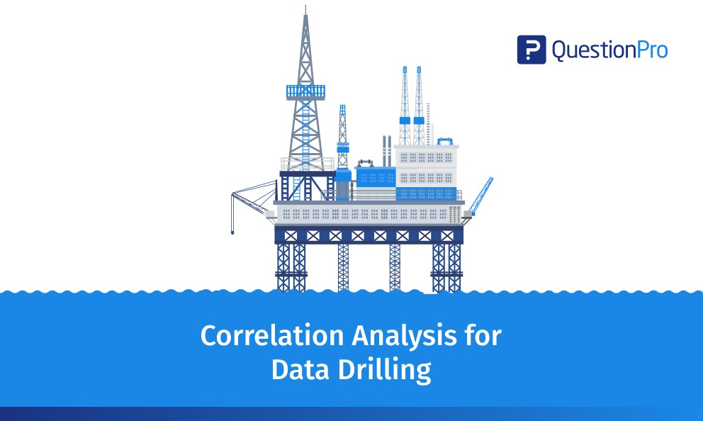 Drill your data using correlation analysis