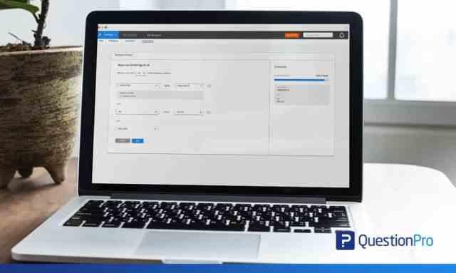 QuestionPro Communities Advanced Filters