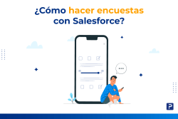 encuestas con salesforce