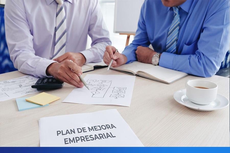 Cómo implementar un Plan de Mejora Empresarial