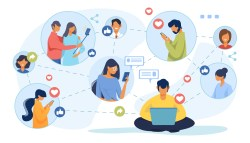 Criar comunidade online