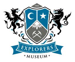 Explorers Museum Crest