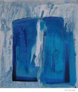 Sans Titre - 69x75, 2003