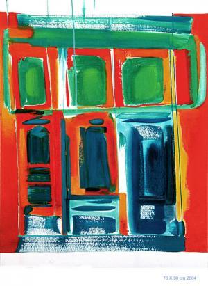 Sans Titre - 70x90, 2004