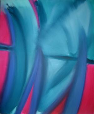 Acrylique sur toile, 50x60cm 2011