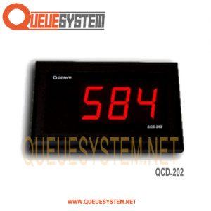 Client Display QCD 202