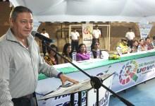 Cancha de usos múltiples fue inaugurada  en el barrio Sucre