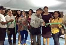 Sector Sucre en la Venus se beneficia con entrega de cancha deportiva