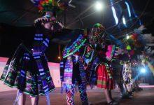 Festival Internacional de Danza Folclórica llegó a las parroquias rurales La Esperanza y San Carlos