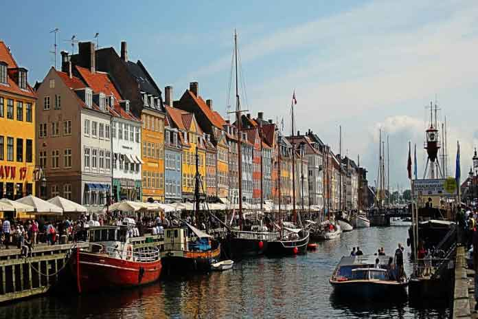 Resultado de imagen para Fotos de La capital de Dinamarca