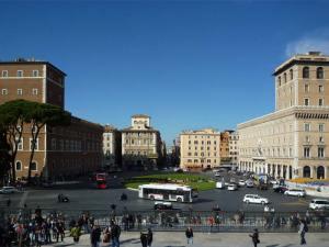 La Piazza Venezia