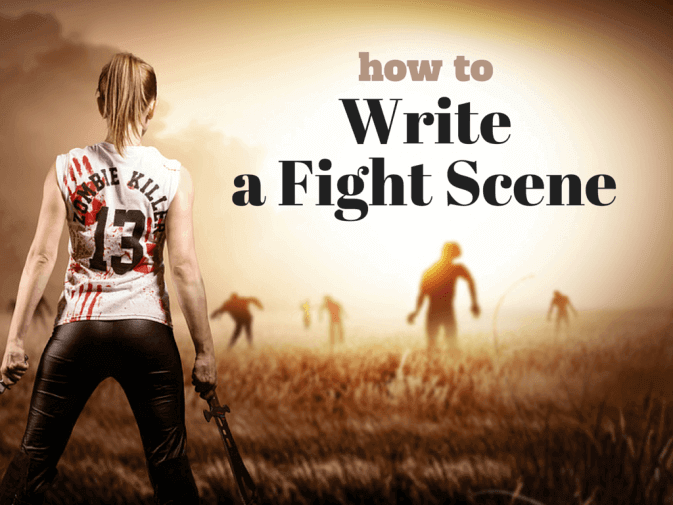 Image result for writing a fight scene