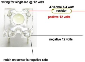 Quickar Electronics HOW TO HOOK UP LEDS  choosing the