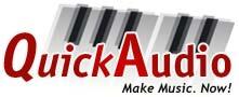 QuickAudio Logo
