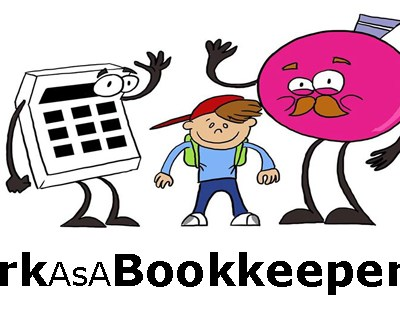 work as a bookkeeper